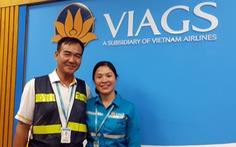 Nhân viên Việt Nam trả lại khách đi máy bay 50.000 đô Singapore