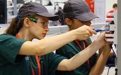 Kỳ thi tay nghề thế giới 2019: Sức hút từ phần thi các nghề dành cho thanh thiếu niên