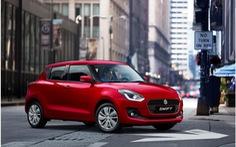 Suzuki ôtô thương hiệu Nhật nhập khẩu cho người Việt