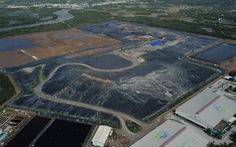 Cuối năm khởi công 3 nhà máy đốt rác phát điện tại TP.HCM