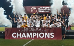 HLV Mai Đức Chung: 'Tôi sẽ đề xuất đầu tư hơn nữa cho bóng đá nữ'