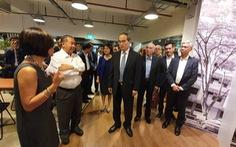 TP.HCM muốn cùng Singapore và Indonesia tổ chức hội chợ khởi nghiệp