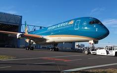Từ 10-10, máy bay Vietnam Airlines có WiFi kết nối Internet qua vệ tinh