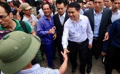 Chủ tịch UBND TP Hà Nội: 'Một số người trục lợi từ vụ sân bay Miếu Môn'