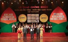 Dai-ichi Việt Nam nhận giải thưởng nhãn hiệu nổi tiếng Việt Nam 2019