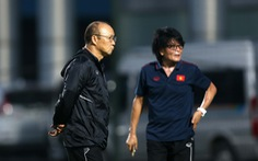 Đàm phán hợp đồng giữa HLV Park Hang Seo với VFF sẽ… thuận lợi