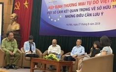 Nước mắm Phú Quốc, cà phê Buôn Mê Thuột được bảo hộ chỉ dẫn địa lý trong EVFTA