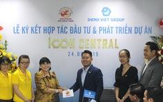 Lễ ký kết hợp tác đầu tư và phát triển dự án Icon Central