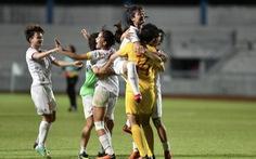 Không đội nào sút tung lưới tuyển nữ Việt Nam ở Giải vô địch Đông Nam Á 2019