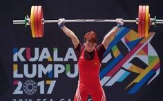 Dính doping, lực sĩ Trịnh Văn Vinh bị cấm thi đấu 4 năm, phạt 5.000 USD
