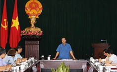 Dừng sản xuất tại Công ty KaiYang, ưu tiên giải quyết quyền lợi người lao động