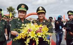 Giao lưu hữu nghị biên giới Việt Nam - Campuchia: Đấu tranh chống tội phạm qua biên giới