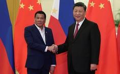 Tổng thống Duterte thăm Trung Quốc: tâm điểm là khai thác dầu khí ở Biển Đông