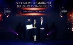 Phúc Khang được vinh danh 4 hạng mục giải thưởng