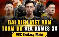 VEC Fantasy Main tranh tài Mobile Legends: Bang Bang tại SEA Games 30