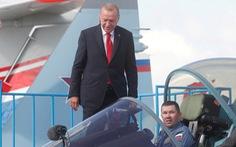 Mua xong tên lửa Nga, Thổ tính mua tiếp máy bay chiến đấu