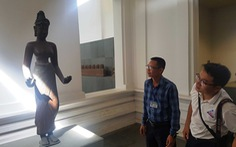 Tượng bồ tát Tara thiếu ốc và sen, Đà Nẵng 'xin' đón về, xã đòi đổi một nhà văn hóa