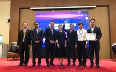 Đà Nẵng nhận giải thưởng thành phố thông minh ASOCIO Smart city