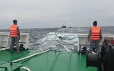Hàng chục ngư dân Quảng Bình đang gặp nạn trên biển