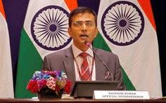Ấn Độ lên tiếng về Biển Đông, nhấn mạnh UNCLOS 1982