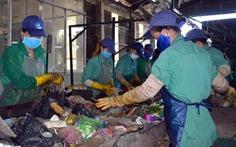 Phát hiện xác thai nhi ở nhà máy rác thải TP Cà Mau
