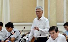 TP.HCM ứng 5.000 tỉ đồng cho Metro số 1 nhưng chưa được hoàn lại