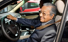 Thủ tướng Mahathir khen người Việt ham học, ấn tượng trước bước tiến của Việt Nam