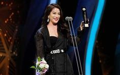 Diễn viên Trương Ngọc Ánh là 'Ngôi sao châu Á'