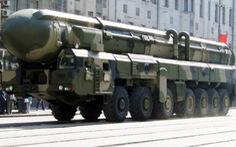 Trung Quốc nói sẽ trưng vũ khí hạt nhân tối tân trong duyệt binh