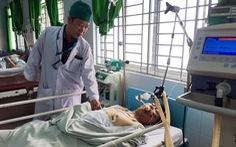 Cứu sống bệnh nhân vỡ gan, đa chấn thương do tai nạn giao thông