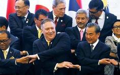 Ở ASEAN, ngoại trưởng Mỹ lên án trực diện Trung Quốc