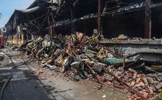 Vụ cháy Công ty Rạng Đông: Có khu vực thủy ngân vượt ngưỡng 30 lần