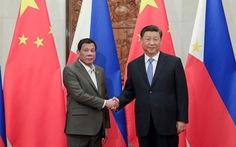 Ông Duterte nói với ông Tập: Hợp tác giải quyết tranh chấp Biển Đông thay vì đối đầu