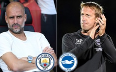 Thư từ Anh: Man City cần hoàn thiện, Brighton cần sự táo bạo
