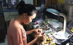Cô nhân viên ngân hàng đam mê sáng chế vì môi trường