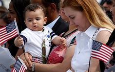 Mỹ tiếp tục siết chặt quy định về cấp quốc tịch