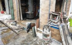 Thay gas bất cẩn gây cháy nổ, một người bị bỏng ở quán hủ tiếu