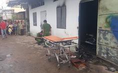 Thanh niên 29 tuổi chết cháy trong phòng trọ lúc nửa đêm