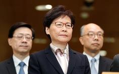 Hơn 500.000 người Hong Kong biểu tình kêu gọi tổng đình công