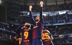 'Chủ tịch' Pique trên con đường chinh phục Barca