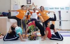 Lấy lại niềm vui cuộc sống nhờ yoga