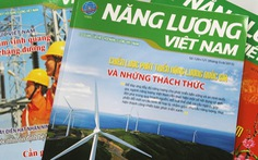 PVN đề nghị chấn chỉnh tạp chí Năng lượng Việt Nam