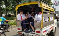 Bé lớp 1 tử vong trên ôtô: Nhiều phụ huynh giật mình vì luôn tin xe đưa đón!