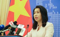 Video: Tàu khảo sát Trung Quốc rút khỏi vùng đặc quyền kinh tế và thềm lục địa Việt Nam