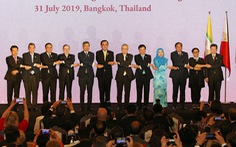 Thách thức tuổi 52 của ASEAN
