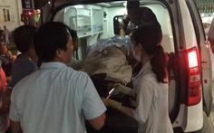 Sập giàn giáo khi đổ bêtông, ít nhất 7 người bị thương, 1 chưa tìm thấy