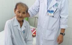 Thay khớp háng cho cụ ông 98 tuổi có bệnh tim mạch