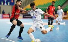 Thái Sơn Nam thắng trận thứ hai liên tiếp ở Giải futsal các CLB châu Á 2019