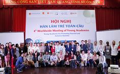 Đại học Duy Tân với hội nghị Hàn lâm trẻ toàn cầu lần thứ 4