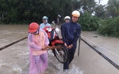 Phú Quốc dừng hội họp để tập trung chống ngập